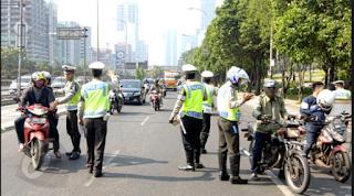 Tips Jitu Ketika Ditilang Polisi Paling Lengkap