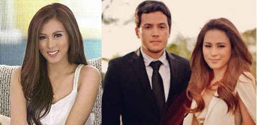 On Toni Gonzaga and Paul Soriano Wedding - Alex had finally moved on - Artista Gallery