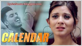Calendar : Jassi Chhokar