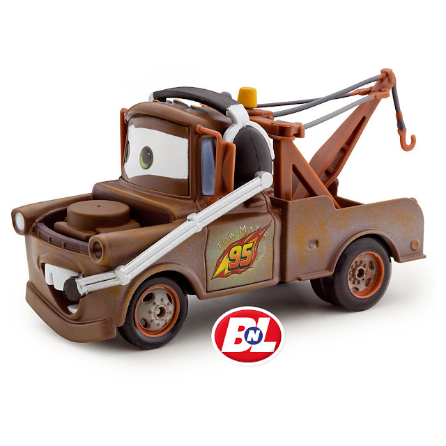WELCOME ON BUY N LARGE: Cars 2: Mater