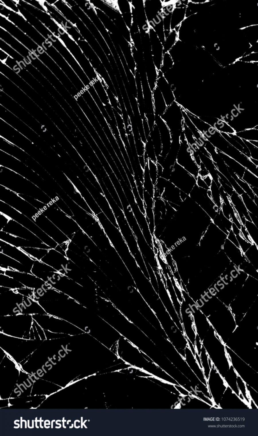 Broken Screen Wallpaper Wallpapers Sigi
