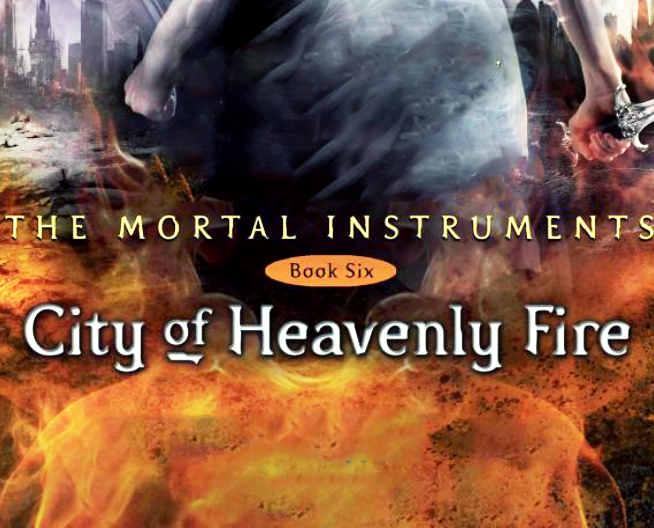 City Of Heavenly Fire Cassandra Clare The Mortal Instruments