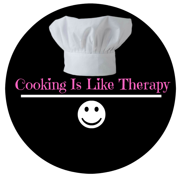 cooking is like therapy