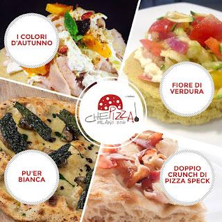 Chepizza! 28-29-30 ottobre Milano