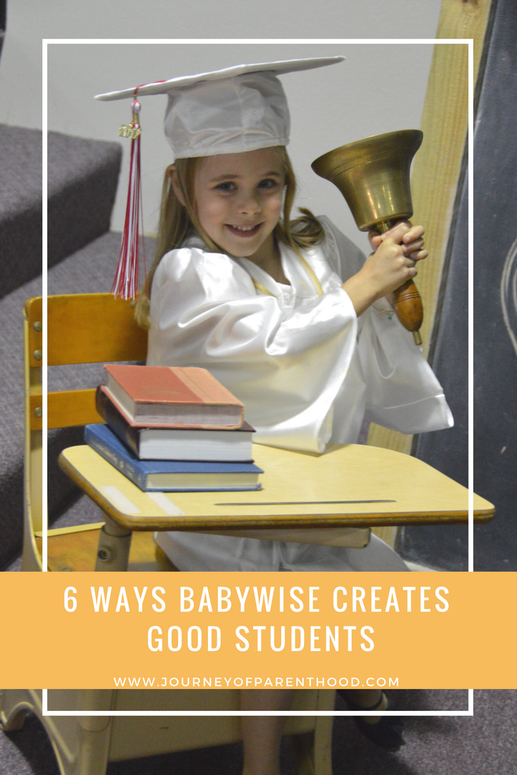 6 Ways Babywise Has Set My Children Up for School Success
