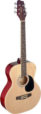 Bán Đàn guitar acoustic+EQ Stagg SA20ACENAT