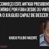 Pulido Valente arrasa Sampaio: Um insulto para o país