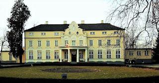 Witaszyce - Pałac
