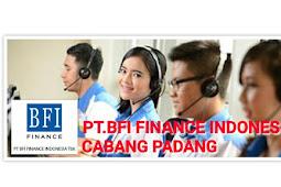 Lowongan Kerja Padang Desember 2017: PT. BFI Finance Indonesia Tbk