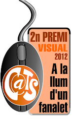 Premis C@ts 2012 cat. Visual