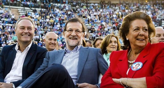 La Fiscalía Anticorrupción pedirá la imputación de Rita Barberá por blanqueo