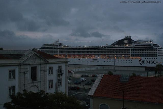 Lizbona bez bagażu