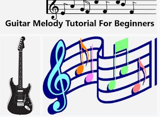 belajar kunci dan rumus gitar melodi
