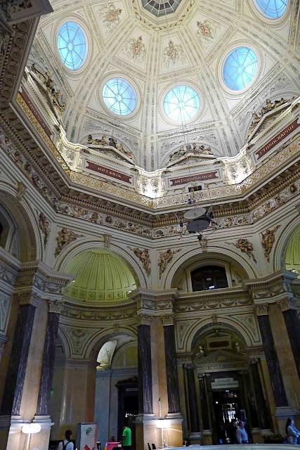 Naturhistorisches Museum Interior