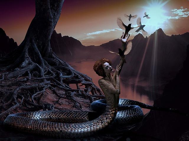 Dream Interpretation of Snakes - DreamsWithJoshua