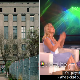 Watch Conan O'Brien Getting Rejected at Berghain - Track? !D