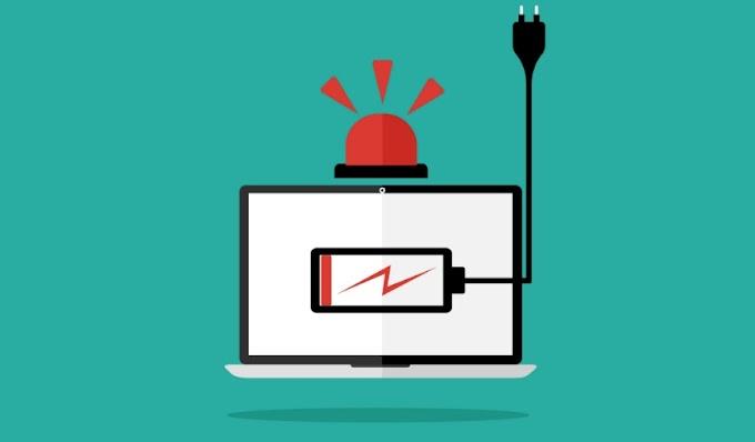 Cara Mudah Melakukan Kalibrasi Baterai Laptop/Notebook