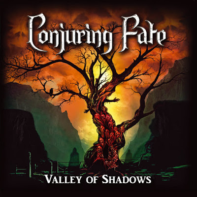 "Το βίντεο των Conjuring Fate για το ""Trust No One"" από το album ""Valley Of Shadows"""
