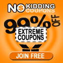 No Kidding Coupons- Join for Free