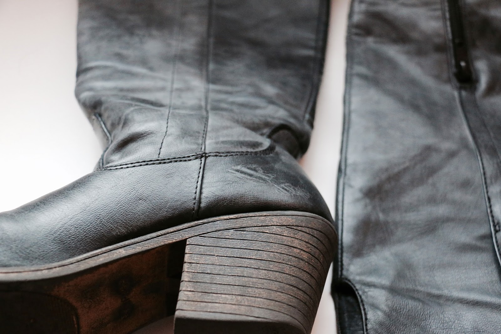 Francesca Riding Boots - Feather + Steele