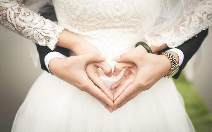 Amor Casamento Mãos Coração Wallpaper