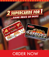 Shakey's Super Cards