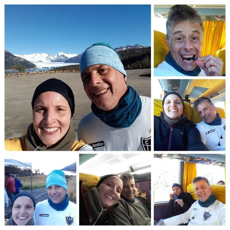 Media Maraton del Glaciar El Calafate