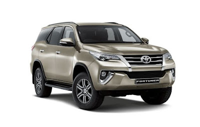 New 2016 Toyota Fortuner Hd Wallpapers