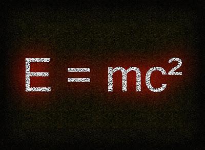 E=MC²の数式