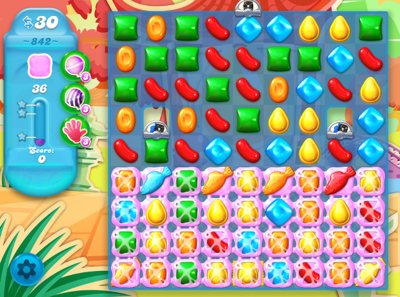 Candy Crush Soda Saga 842