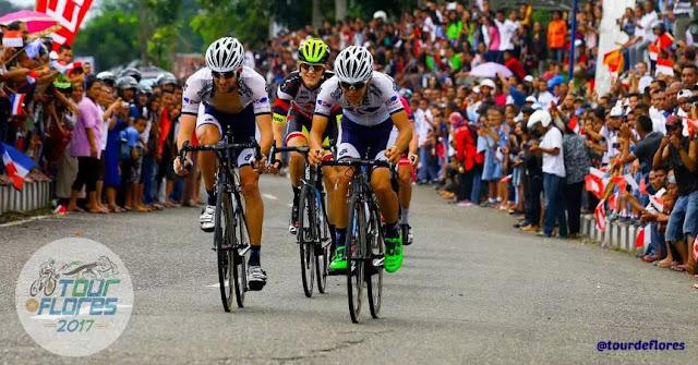 Rute Jalur Sepeda Tour de Flores 2017