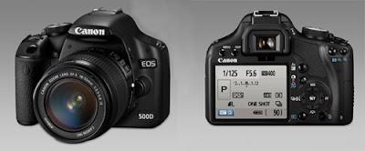 Review Dan Harga Canon EOS 500D 2016
