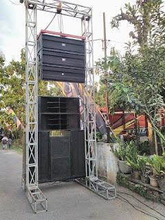 Jasa Penyewaan Sound System Daerah Sukoharjo Jateng