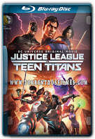 Baixar Justice League vs. Teen Titans (2016) Torrent – Dublado BluRay 720p | 1080p Dual Áudio