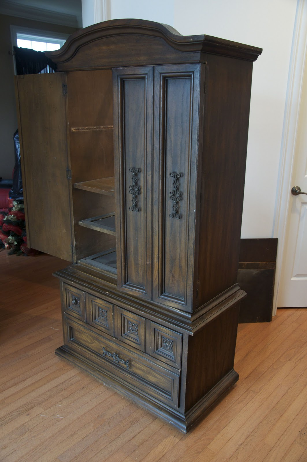 Refurbished Armoire