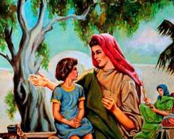 Nizbeth - Mãe do rei Davi