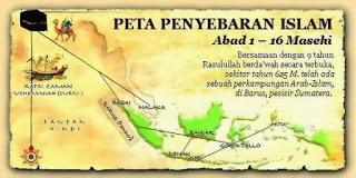 Islam Masuk ke Nusantara beserta Sumber-sumber Sejarahnya