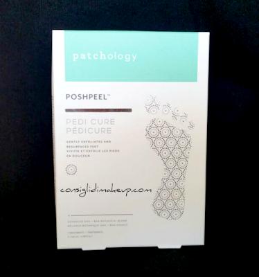 recensione poshpeel patchology