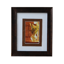 Brown Flowered Wall Frames Nigeria