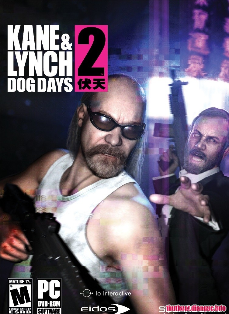 Download Game Kane & Lynch 2: Dog Days Full crack