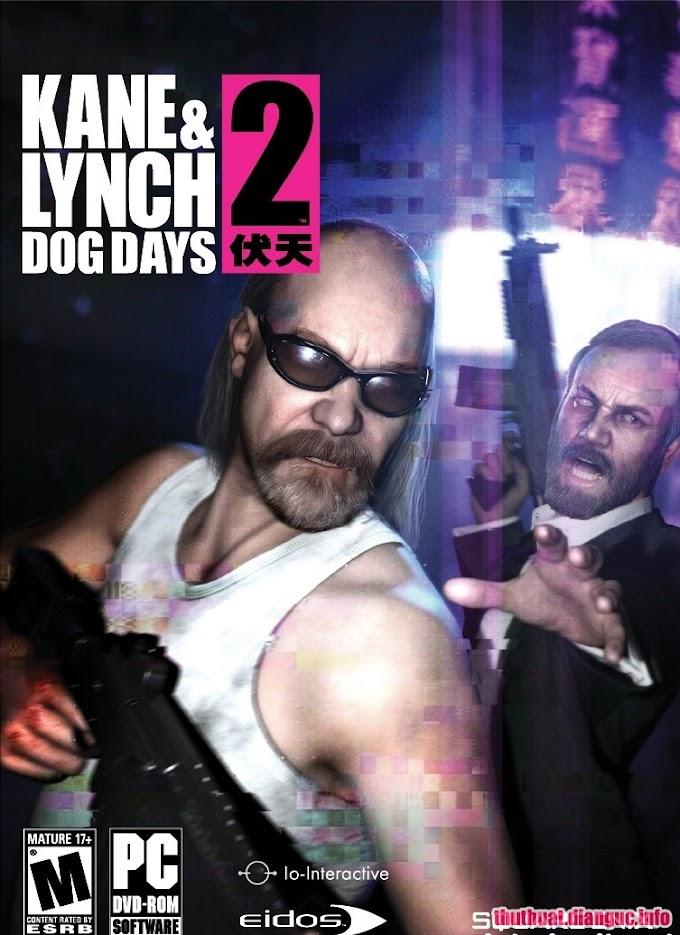 Download Game Kane & Lynch 2: Dog Days Full crack