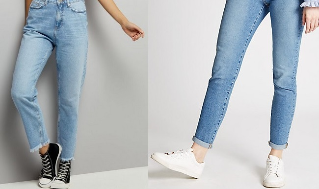 Trend model celana jeans wanita terbaru