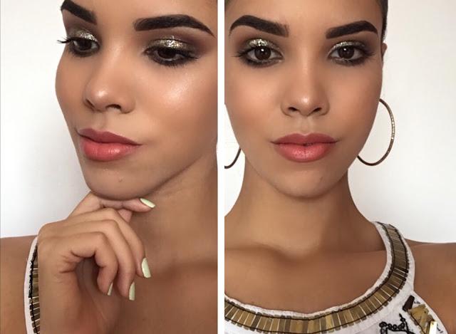 Maquiagem Glam