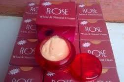 Review cream rose yang di jamin ampuh..! Brani coba..?