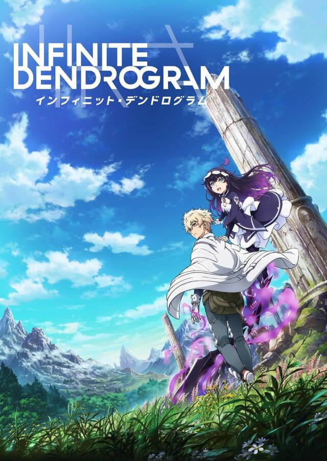 Light Novel Infinite Dendrogram dapat Adaptasi Anime