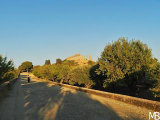 tempio di giunone valle dei templi sicilia