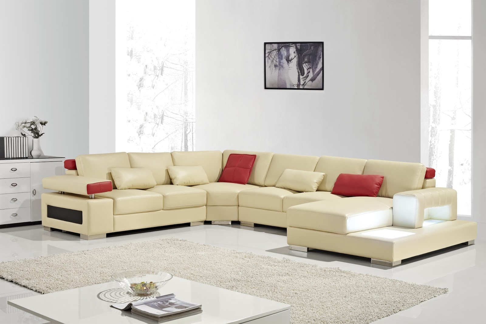 There Are Uncountable Benefits Of Purchasing A Sofa Set Form An Online  Store.