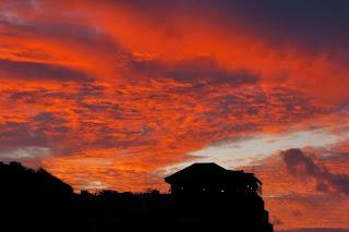 cielo, colores, sunset, puesta de sol, tenerife, garachico, canarias, munimara,