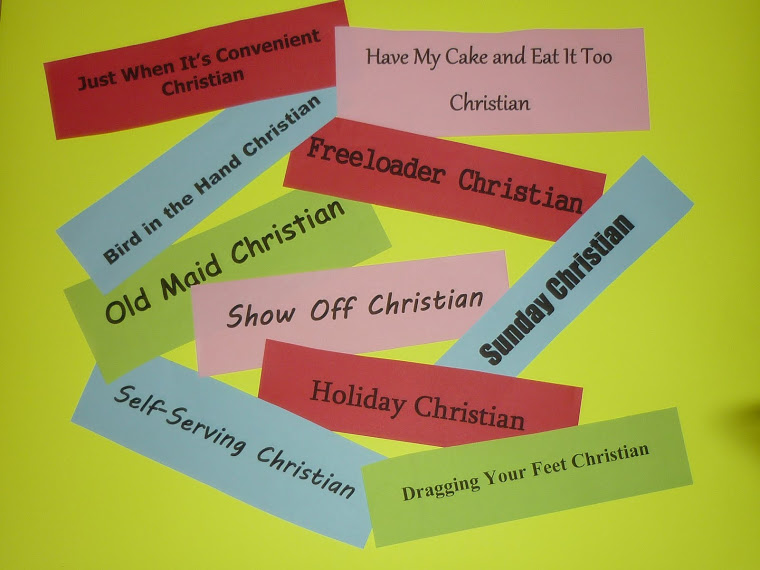 Link to Types of Christians