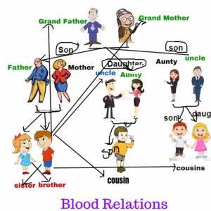 BLOOD RELATION ( logical reasoning & data interpretation)